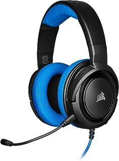 Corsair HS35 STEREO Gaming Headset, Blue