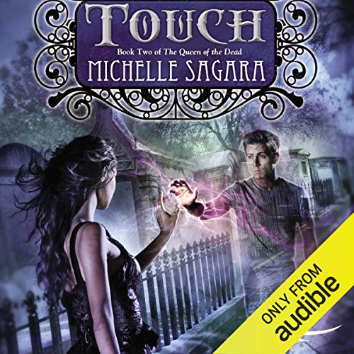 Touch Audiobook By Michelle Sagara cover art