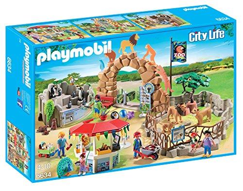 PLAYMOBIL: Gran Zoo  66340