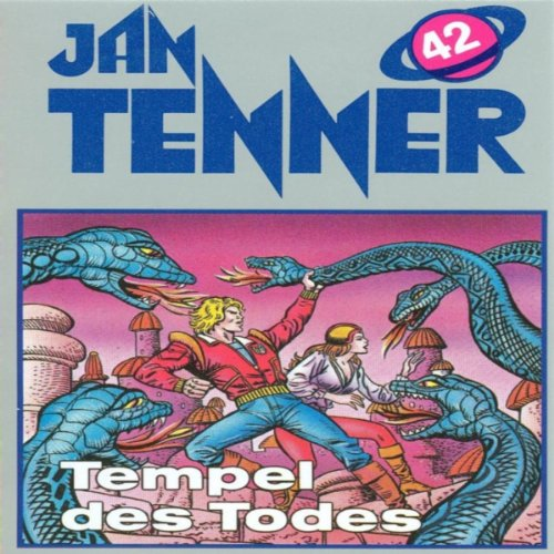 Tempel des Todes (Jan Tenner Classics 42) audiobook cover art