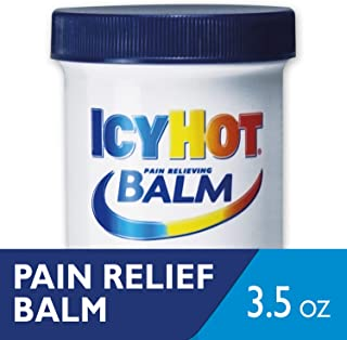 Icy Hot Extra Strength Pain Relieving Balm, 3.5 Ounce (Pack of 4)