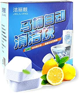 Toilet Cleaner Bathtub Glass Stain Deep Cleaning Effervescent Tablets Toilet Bleaching Deodorize Cleaner Bathroom Deodoriz...