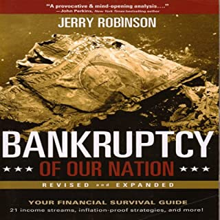 Bankruptcy of Our Nation audiobook cover art