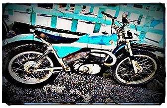 1973 Bultaco Alpina Bike Motocicleta A4 Foto Impresión Retro ...