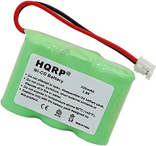 HQRP Phone Battery for V-Tech/VTech ia5847 / 5847, ia5863 / 5863, ia5870 / 5870, ia5878 / 5878, ia5882 / 5882, ia5890 / 5890 Cordless Telephone + Coaster