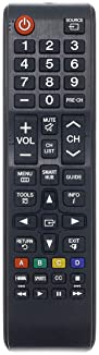 Universal Samsung TV Remote Control for All Smart HD LED LCD Samsung Televisions Models with Smart HUB Button BN59-01...