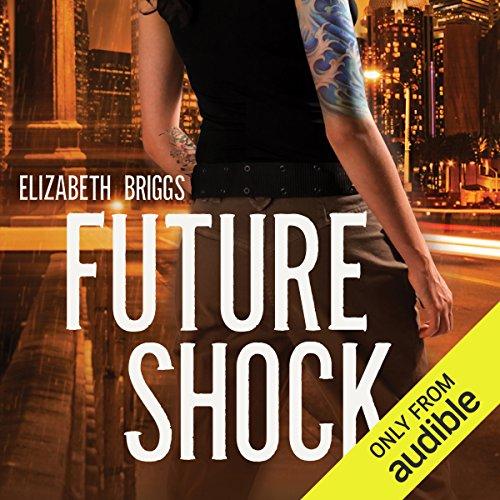 Future Shock audiobook cover art