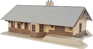 Walthers Trainline HO Scale Model Iron Ridge Station