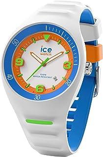 Ice-Watch - P. Leclercq White Colour - Montre Blanche pour Homme avec Bracelet en Silicone - 017595 (Medium)