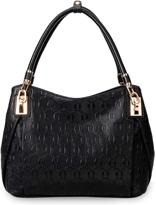 SHENHAI SHENHAI SHENHAI Lederhandtaschen Europa und Amerika Damen Handtaschen Trend Umhängetasche B07GT9SLX2  Kaufen Sie online 4e1f88