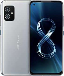 Asus Zenfone 8 5G Dual ZS590KS 256GB 16GB RAM Factory Unlocked (GSM فقط | لا CDMA - غير متوافق مع Verizon/Sprint) الإصدار ...