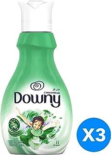 Downy Dream Garden Fabric Softener, 1 Liter - Pack of 3