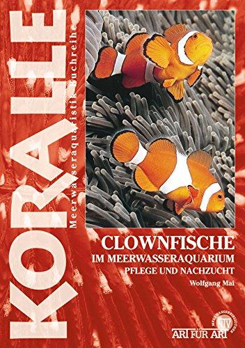Clownfische: Im Meerwasseraquarium, Pflege und Nachzucht (Art für Art)