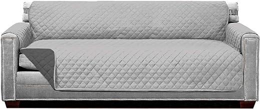 Sofa Shield Original Patent Pending Reversible X-Large Oversized Sofa Protector, Many..