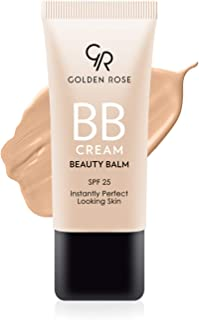 Golden Rose BB Cream Beauty Balm 03 Natural With SPF 25