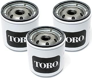 3PK Genuine OEM Toro 1-633750 E633750 Toro Exmark Hydraulic Hydro Oil Filter