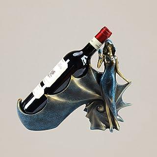 casier à bouteilles Porte-vins Vins européens Rideaux à vin rouge Décoration Restaurant Armoires à vin Décorations à domic...
