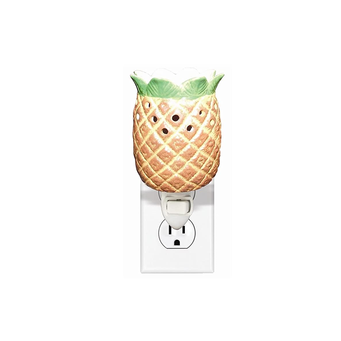 A Cheerful Giver Plug-In Wax Melter, Pineapple
