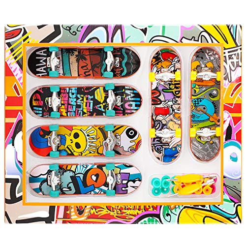 (Kupon DISKON 35%) Fingerboard Skateboards $ 7.14