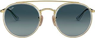 Ray-Ban RB3647N-91233M Montures de lunettes, Or (Dorado), 0 Mixte Adulte