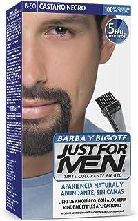 Just For Men Tinte Colorante En Gel Para Barba Y Bigote,