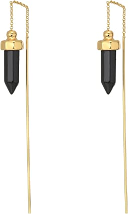 House of Harlow 1960 Crystal Threader Earrings