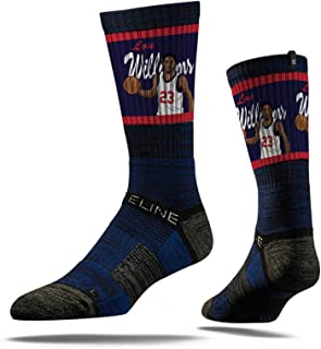 NBA Los Angeles Clippers Strideline Player Crew Socks , Lou Williams , Lou Williams