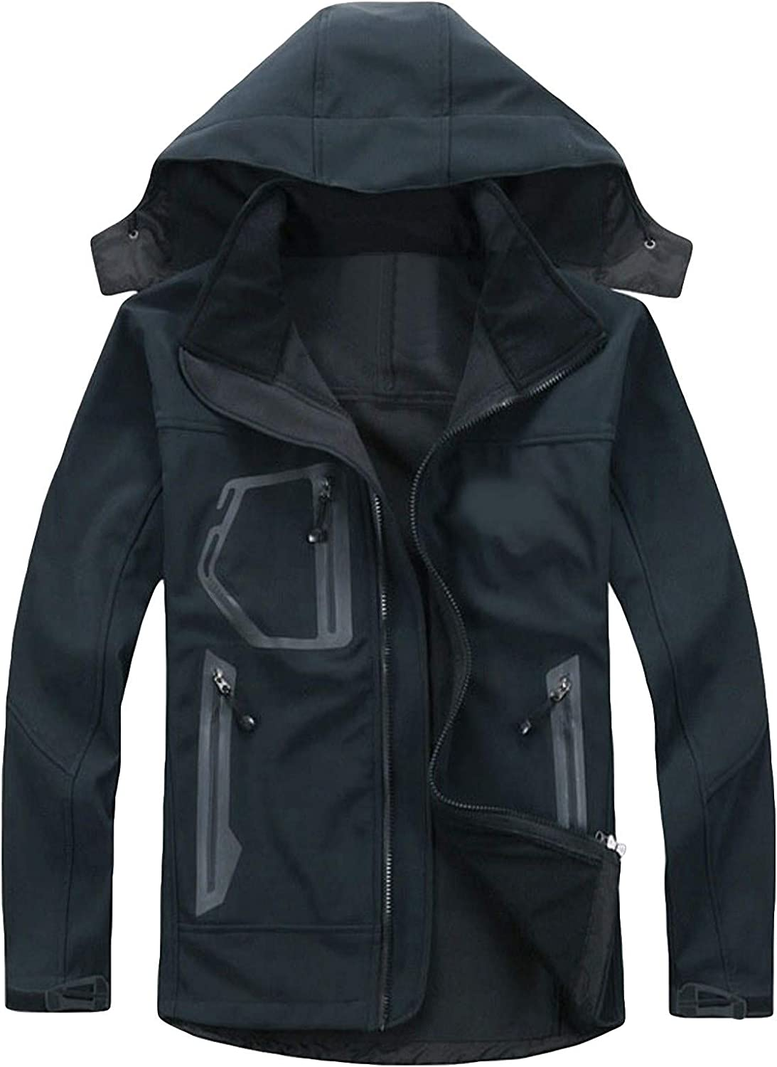 Leirke Womens Jacket Water Resistant Ladies Our shop most Directly managed store popular Rain Hooded Jackets