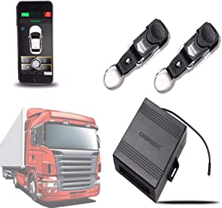 Universal Car Alarm Security Car Door Lock System Keyless Entry for Truck for Smart Key or Phone Application Control photo