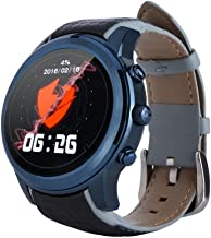 Yosooo Business Smart Watch, 2G&3G Blue-Tooth Message Reminder WiFi Hands-Free GPS Support SIM Card Andriod Watch