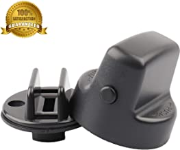 Ignition Key Knob Push Turn Switch Base Key Ignition Knob Set D461-66-141A-02, D6Y1-76-142 Fits for 2006-2007 Mazda 6, 2007-2012 Mazda CX-7, 2007-2015 Mazda CX-9 4 door D46166141A02, D6Y176142
