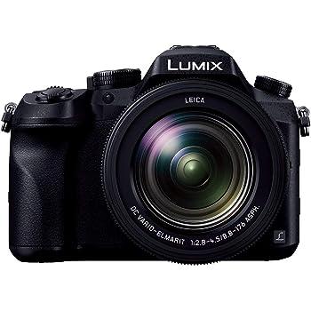 パナソニック デジタルカメラ ルミックス FZH1 2010万画素 光学20倍 ブラック DMC-FZH1
