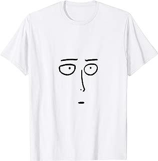 SuperHero Saitama Okay Face - One Strong Punch Man T-Shirt
