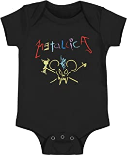Metallica Baby Bodysuit/One-Piece