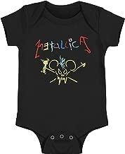Metallica Baby Bodysuit/One-Piece