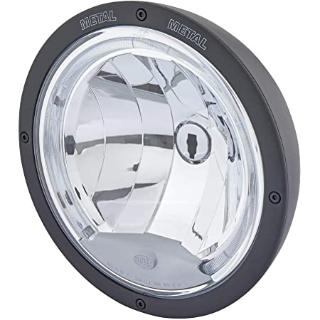 Hella 1f1 009 094 051 Hybrid Fernscheinwerfer Luminator Compact Celis 12 24v Rund Referenzzahl 37 5 Anbau Lichtscheibenfarbe Glasklar Links Rechts Auto