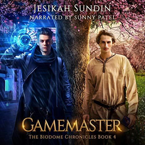 Gamemaster  By  cover art