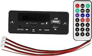Homyl 5V-12V Folder Decoder Board Módulo de áudio Color Screen Hands-Free para carro MP3 WMA FLAC Formato Música AUX SD FM...