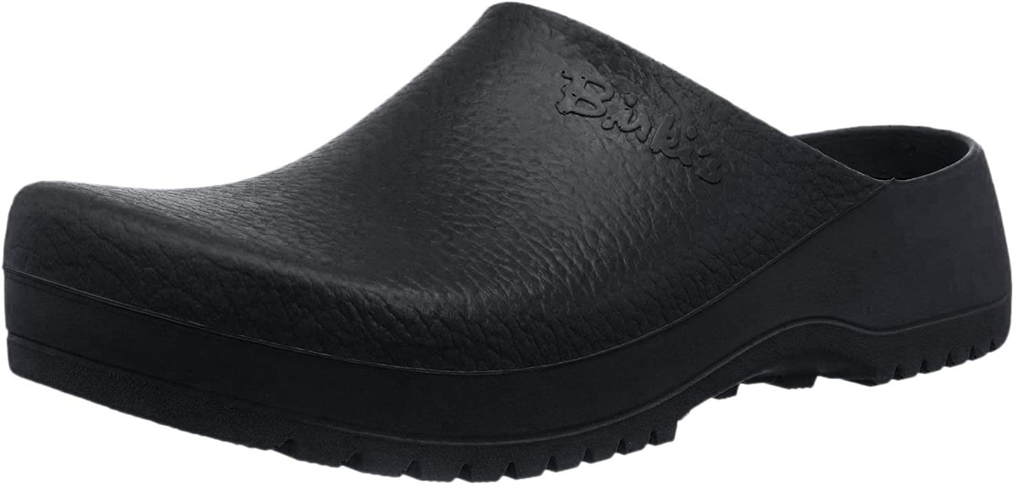 Birkenstock 68011 Black Super Birki Clog Size 4 to 4-1/2 (Women's)