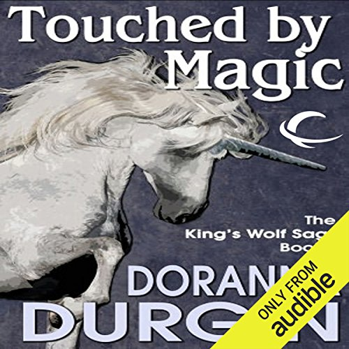 Touched by Magic audiobook cover art