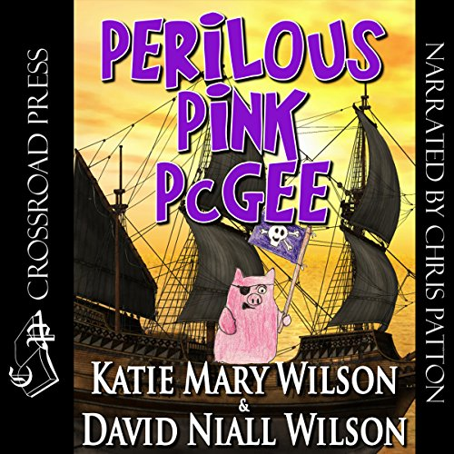 Perilous Pink PcGee audiobook cover art