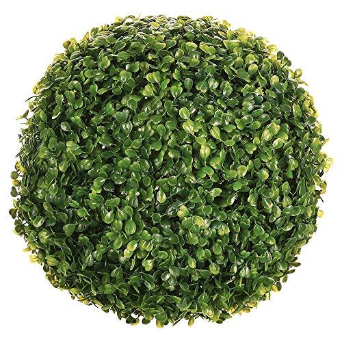 Jardideco Künstliche Buchsbaumkugel, Durchmesser 30 cm