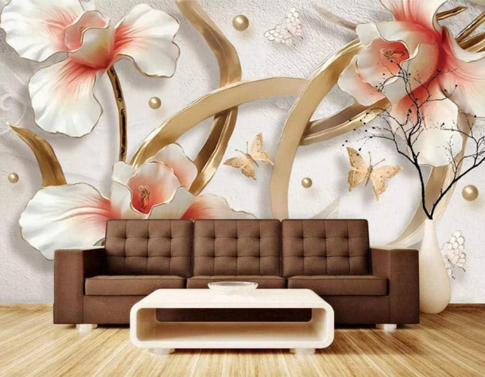 3D Wallpaper Latest item Custom Paper Jewelry Sale price Luxury Stereo Europe