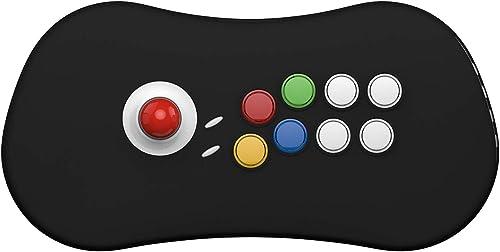 SNK Neogeo Arcade Stick Pro Black Silicone Cover - Neo Geo Pocket
