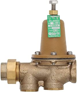 Watts Lead Free Water Pressure Reducing Valves
