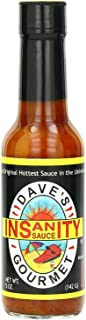 Dave's Gourmet 2 Piece Insanity Hot Sauce, 5 Ounce