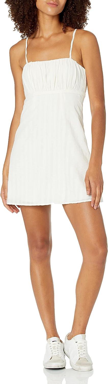 Speechless Women's Sleeveless Ivory Dress
