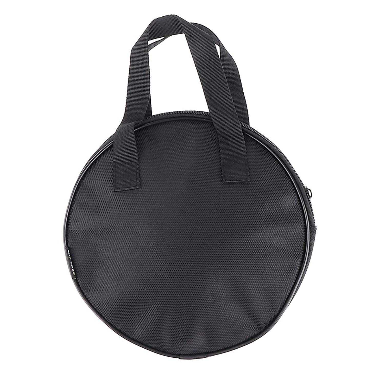 Prettyia Waterproof Drum Gig Cymbal Bag Pouch Case Holder Percussion Accessory - Diameter 28cm