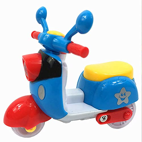 Grab Offers Early Education Adorable Cute Bright Color Scooter for 1 Year Old Baby Push and Go Toy Vehicle Scooter for Kids.(Random Colors)…