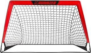 RUNNZER Portable Soccer Goal, Soccer Nets for Backyard...